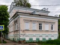Кострома, улица Островского, дом 29. многоквартирный дом