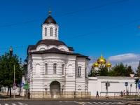 Кострома, улица Симановского, дом 26А. церковь Церковь Смоленской иконы Божией Матери