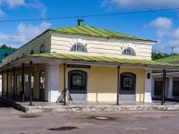 Кострома, улица Мелочные Ряды, дом 1 к.Г. магазин
