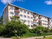 Кострома, улица Щемилкова, дом 11. многоквартирный дом