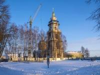 Кострома, улица Чайковского, дом 10. храм