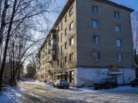 Кострома, улица Никитская, дом 84. многоквартирный дом