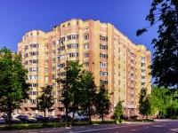 Кострома, улица Никитская, дом 118А. многоквартирный дом