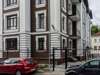 ,  , house 16Б. Apartment house