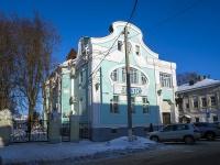 Кострома, улица Свердлова, дом 25А. офисное здание