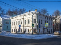 Кострома, улица Свердлова, дом 27. многоквартирный дом
