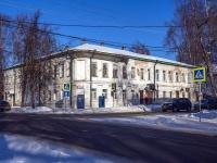 Кострома, улица Свердлова, дом 29. многоквартирный дом