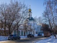 Кострома, улица Свердлова, дом 24. церковь Благовещенская