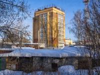 Кострома, улица Юрия Смирнова, дом 15А. многоквартирный дом