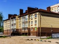 Кострома, Солнечный переулок, дом 1. многоквартирный дом