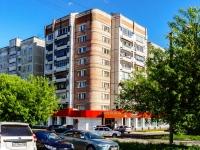 Кострома, улица Ивана Сусанина, дом 29. многоквартирный дом