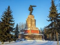 , monument В. И. Ленину , monument В. И. Ленину