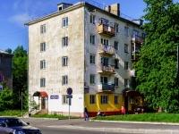 Кострома, улица Титова, дом 1. многоквартирный дом