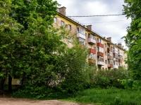 Кострома, улица Титова, дом 1А. многоквартирный дом