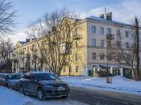 Кострома, улица Шагова, дом 15. многоквартирный дом