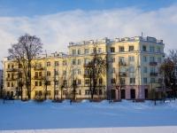 Кострома, улица Шагова, дом 25. многоквартирный дом