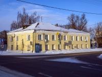Кострома, улица Шагова, дом 27. многоквартирный дом