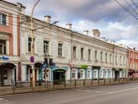 Кострома, улица Советская, дом 15. многоквартирный дом