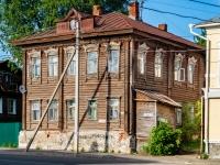 Кострома, улица Советская, дом 45. многоквартирный дом
