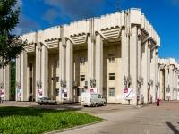 Кострома, филармония Государственная филармония Костромской области, улица Советская, дом 58