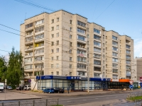 Кострома, улица Советская, дом 86. многоквартирный дом