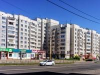 Кострома, улица Советская, дом 97. многоквартирный дом