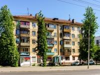 Кострома, улица Советская, дом 103В. многоквартирный дом