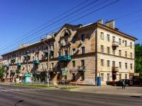 Кострома, улица Советская, дом 111. многоквартирный дом