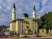 , mosque Мемориальная мечеть,  , house 118В