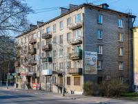 Выборг, улица Акулова, дом 2. многоквартирный дом