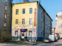 Выборг, улица Акулова, дом 4. многоквартирный дом