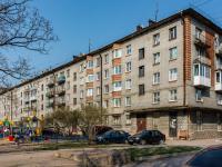 Выборг, улица Акулова, дом 8. многоквартирный дом