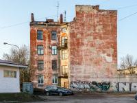 Выборг, улица Акулова, дом 9. многоквартирный дом