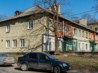 , Aleksandr Nevsky st, house 3. Apartment house