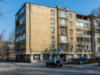 , blvd Kutuzov, house 10А. Apartment house