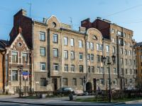 , Kutuzov blvd, house 39. Apartment house