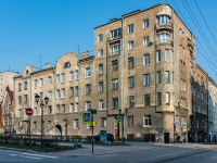 , blvd Kutuzov, house 39. Apartment house