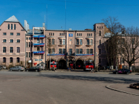 , fire-fighting Detachment №52, Kutuzov blvd, house 47