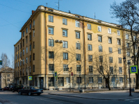 , blvd Kutuzov, house 35. Apartment house