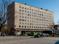 , blvd Kutuzov, house 43. Apartment house