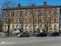 neighbour house: alley. Shkolny, house 4. school Средняя общеобразовательная школа № 7