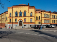 , college Выборгский политехнический колледж Александровский, Shkolny alley, house 2