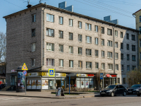 , st Vokzalnaya, house 11. Apartment house