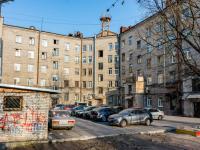 , Vokzalnaya st, house 15. Apartment house