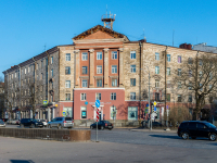 , st Vokzalnaya, house 15. Apartment house