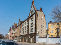 , Vyborgskaya st, house 1А. Apartment house
