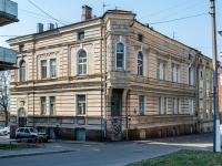 , Vyborgskaya st, house 3А. office building