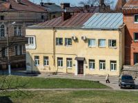 , Vyborgskaya st, 房屋 6. 公寓楼