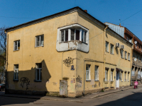 , st Vyborgskaya, house 6. Apartment house