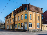 , st Vyborgskaya, house 17. Apartment house